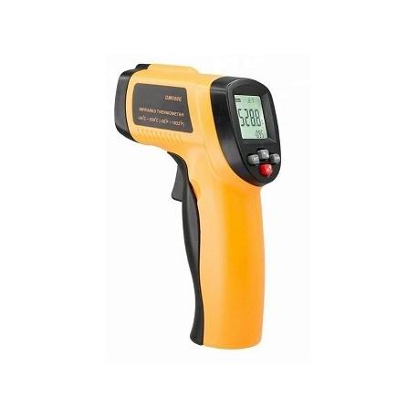 Comprar Termometro Infrarrojos Industrial Medidor De Entrá y conocé nuestras increíbles ofertas y promociones. termometro infrarrojos industrial medidor de temperatura t747